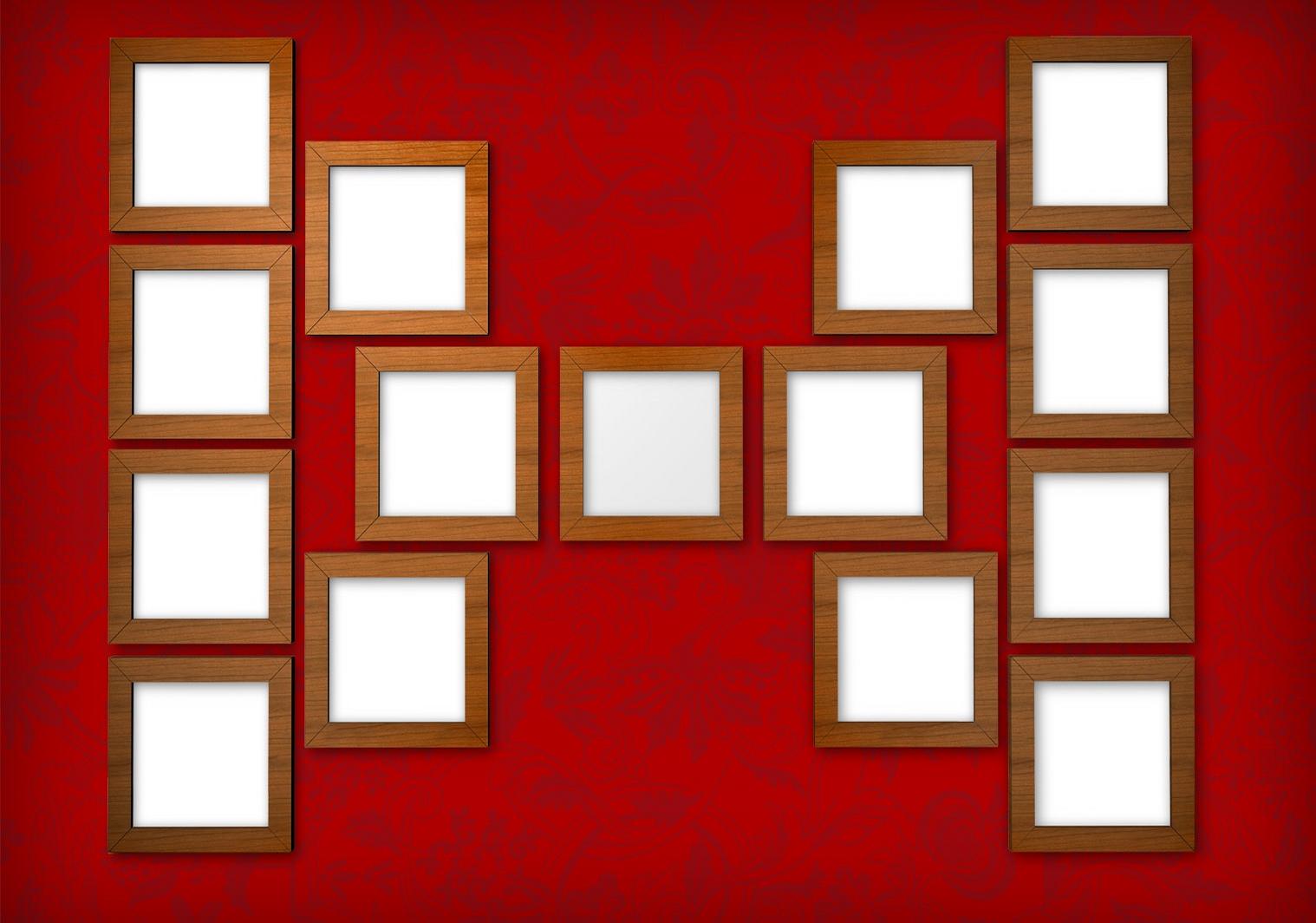 Arbre illustré 4 générations Galerie