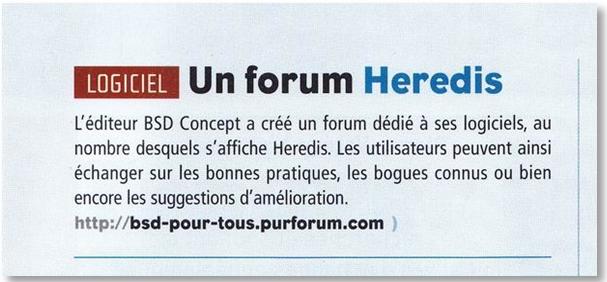 La revue Française de Généalogie N°183 d'Août-Septembre 2009