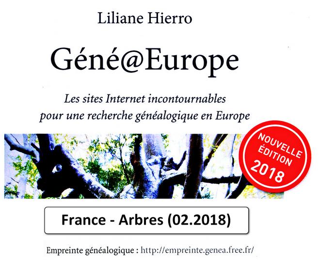 Liliane Hierro - Géné@Europe 2018