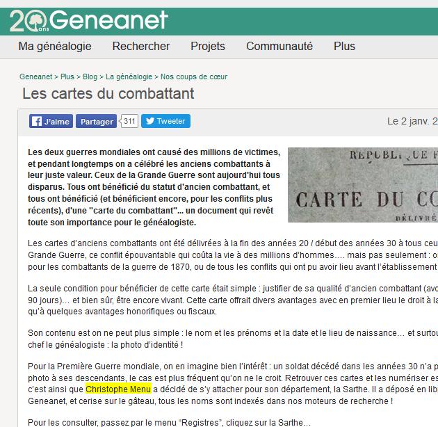 Généanet